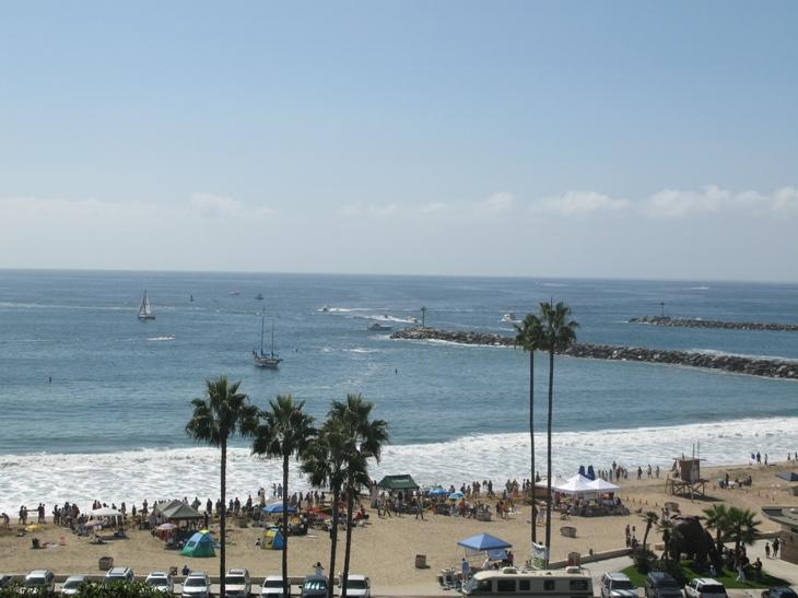 48th Annual Sandcastle Contest in Corona del Mar