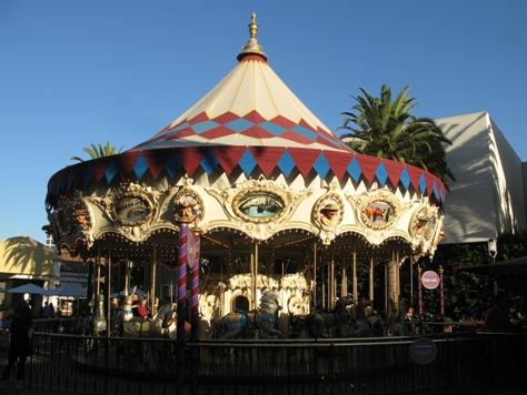 Fashion Island Carousel