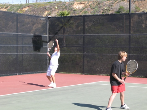 Tennis Tournament in Newport Shores