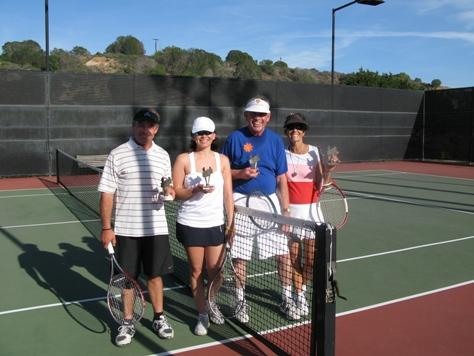 Tennis Tournament in Newport shores