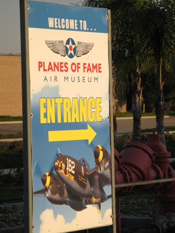 Chino Airport Planes of Fame