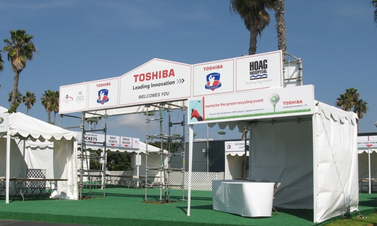 Toshiba Classic Golf Tournament