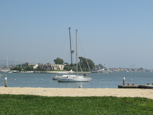 Bayshores in Newport Beach
