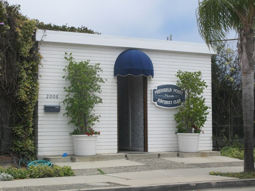 Peninsula Point Racquet Club Newport Beach