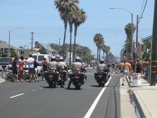 Police in Newport Beach