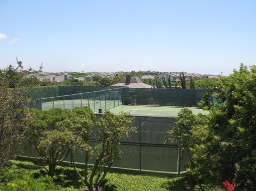 Jasmine Creek tennis courts