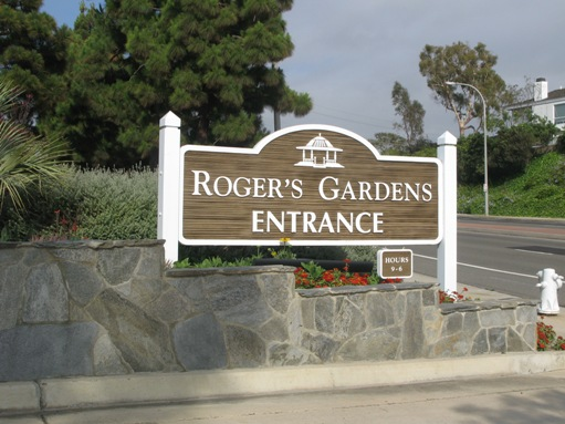 Rogers Gardens in Newport Beach