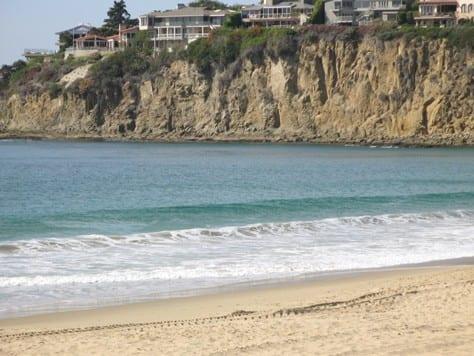 Emerald Bay in Laguna Beach