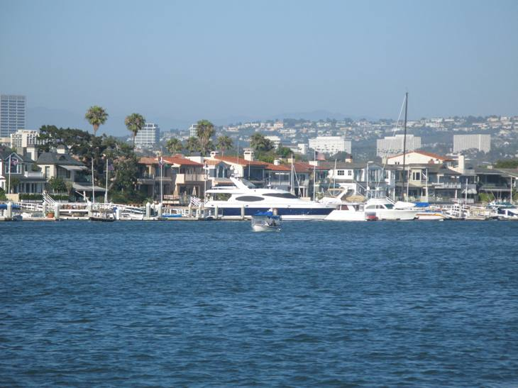 Lido Isle in Newport Beach