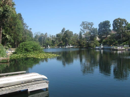 cherry lake in newport beach, ca