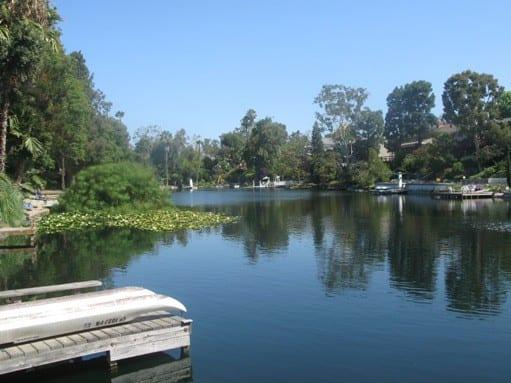 Lake Park Lane Newport Beach