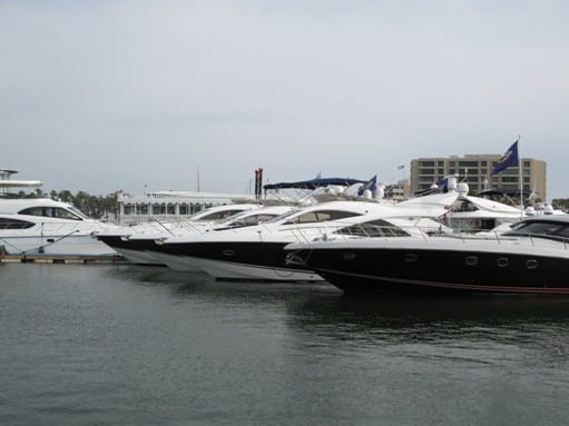 boat show in newport beach