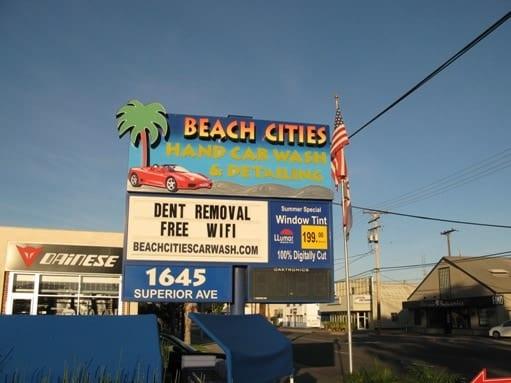 Beach Cities Car Wash Costa Mesa Ca