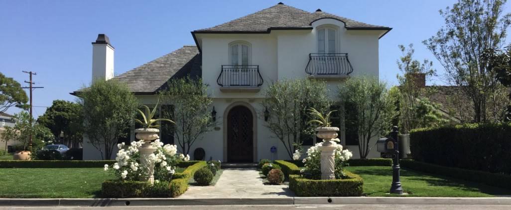 Newport Beach home