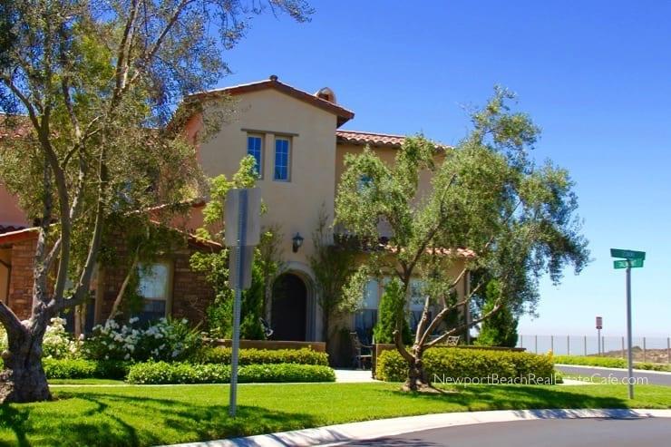 Ziani homes for sale in Newport Coast CA