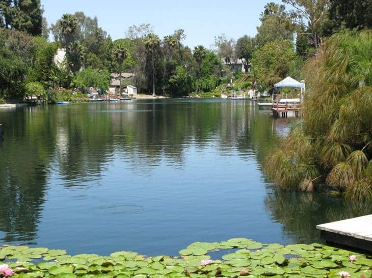 cherry Lake in newport beach