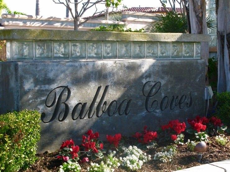 Balboa Coves in Newport Beach