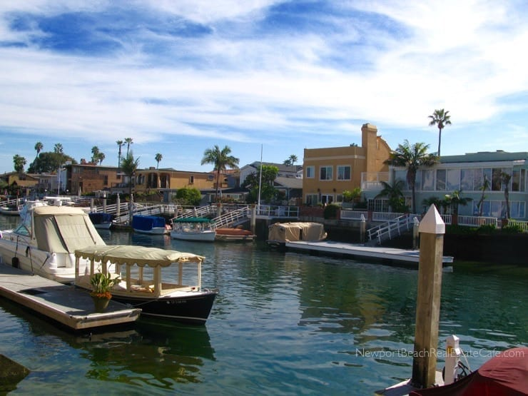 Balboa Coves homes for sale in Newport Beach