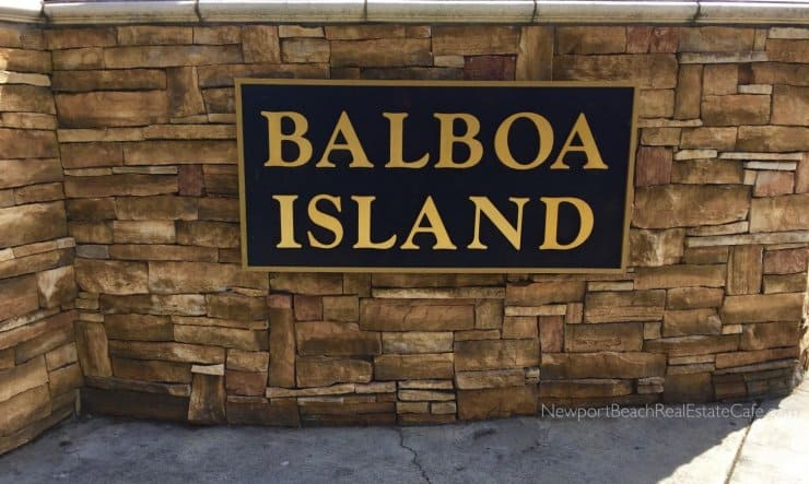 How's the Real Estate Market on Balboa Island Newport Beach, September 2016?