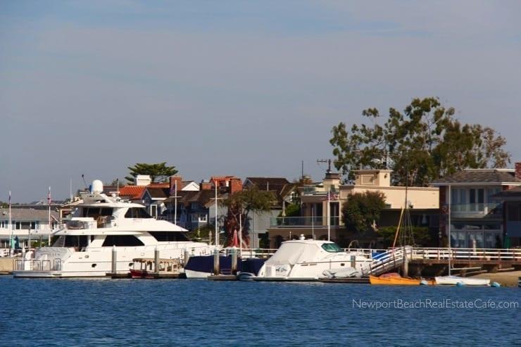 Balboa Island homes for sale in Newport Beach CA
