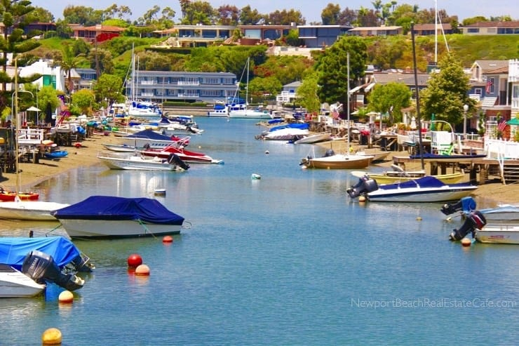 how s the real estate market on balboa island newport beach november