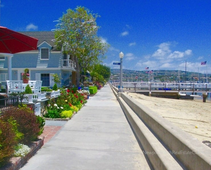 Real Estate Market on Balboa Island Newport Beach July 2019