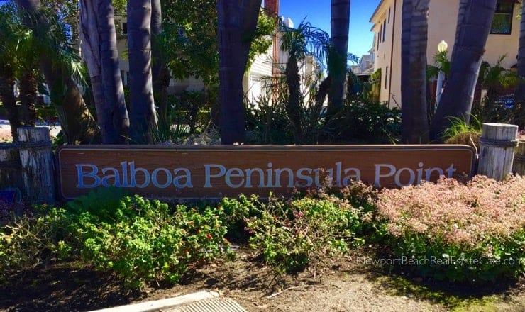 Balboa Peninsula Point