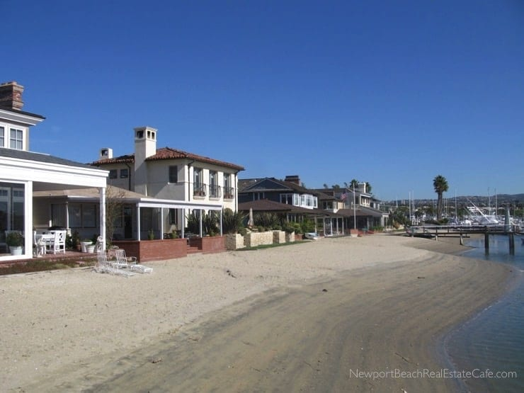 Beacon Bay homes for sale in Newport Beach