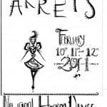 Newport Harbor High School Dance Team Presents Arries