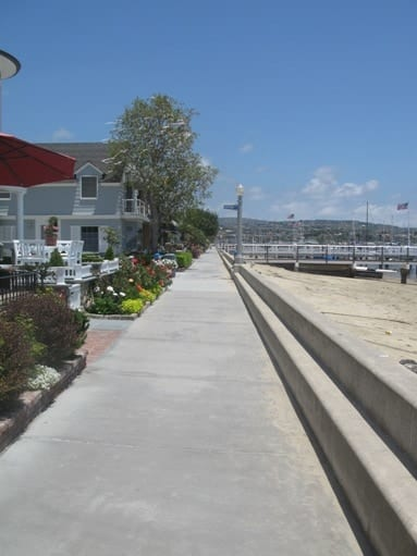 balboa island in newport