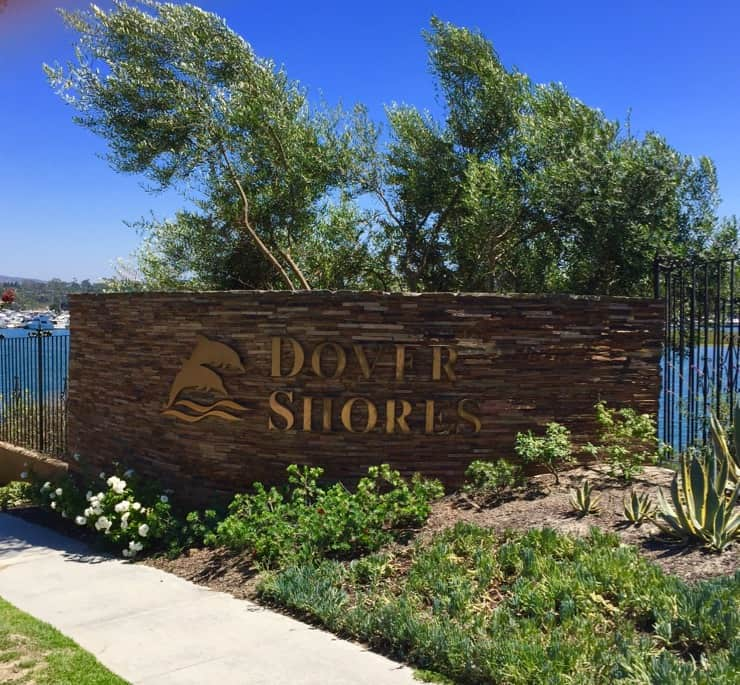 Dover Shores homes for sale Newport Beach