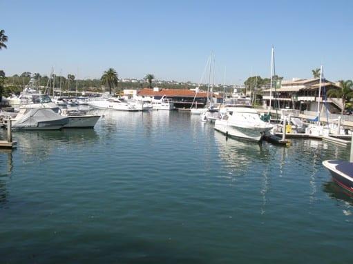 Linda isle in Newport Beach