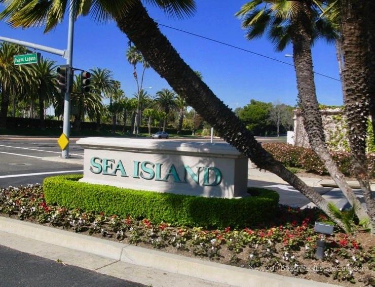 Sea Island Condos for Sale in Newport Beach, CA