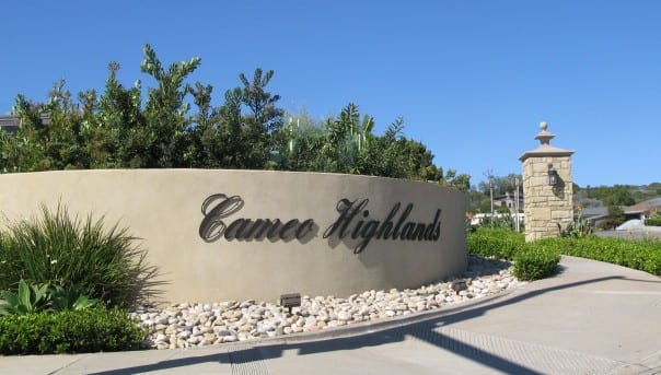 cameo highlands in corona del mar