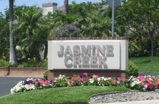 Jasmine Creek in Corona del Mar