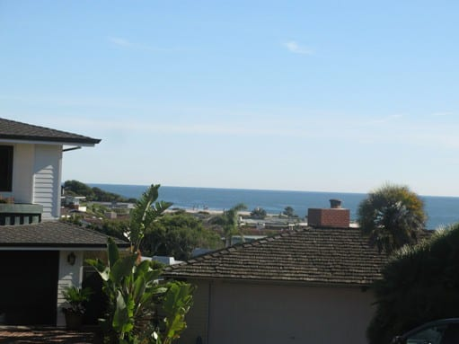 Shore Cliffs in Corona del Mar
