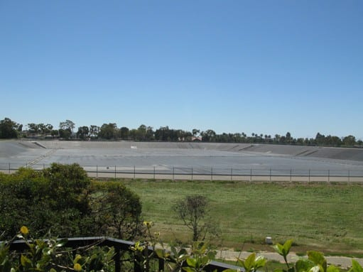 big canyon reservoir