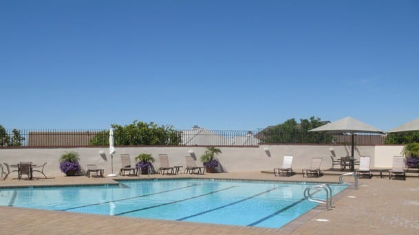 seaview pool in newport beach