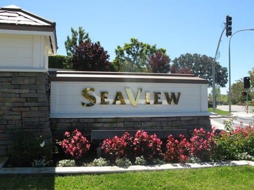 Seaview in newport beach