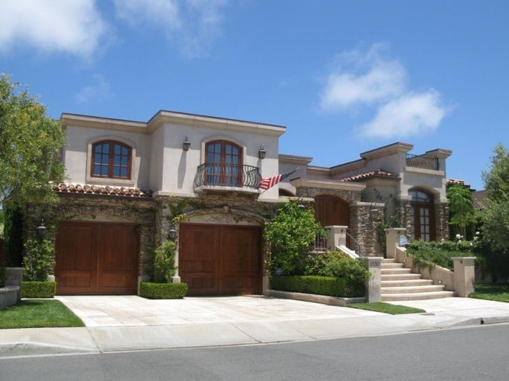 Irvine Terrace in Corona del Mar