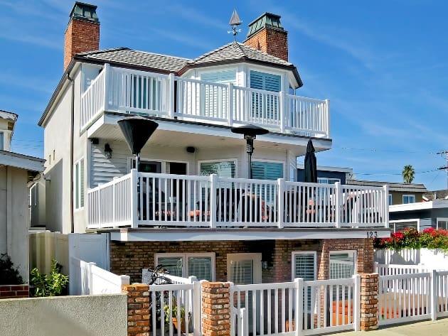 Balboa Island Rental House