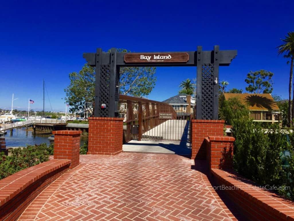 Bay Island in Newport Beach CA