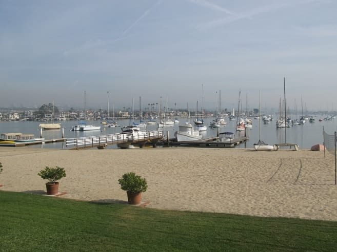 Bay Island in Newport Beach