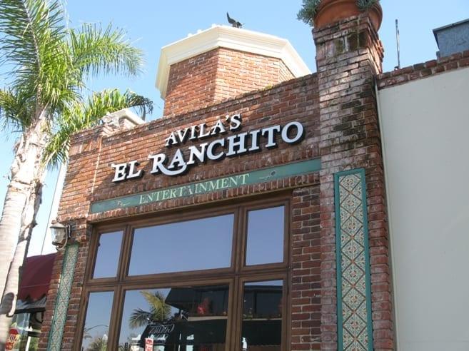 El Ranchito In Corona Del Mar Corona Del Mar Restaurants