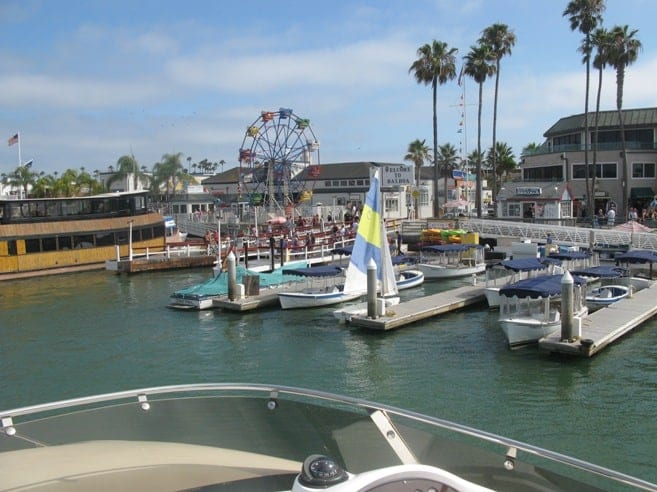 Newport Beach Balboa Peninsula