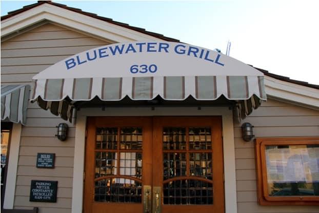 Blue Water Grill Newport Beach