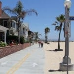 Lifestyle in Newport Beach – Riding Your Bike on the Boardwalk!