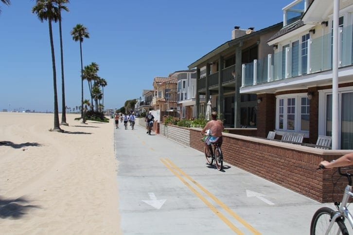 Newport Beach Walk The Best Beaches In World
