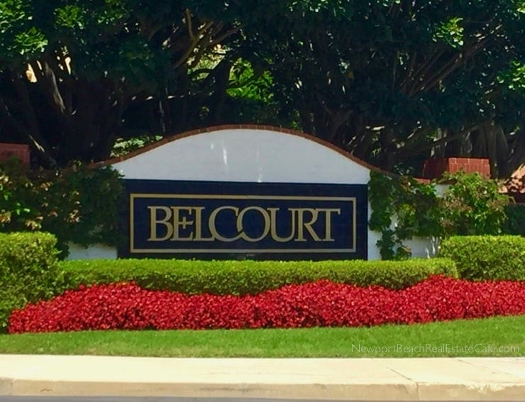 Belcourt Homes for sale in Newport Beach CA
