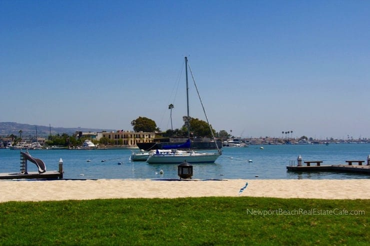 Bayshores homes for sale in Newport Beach CA